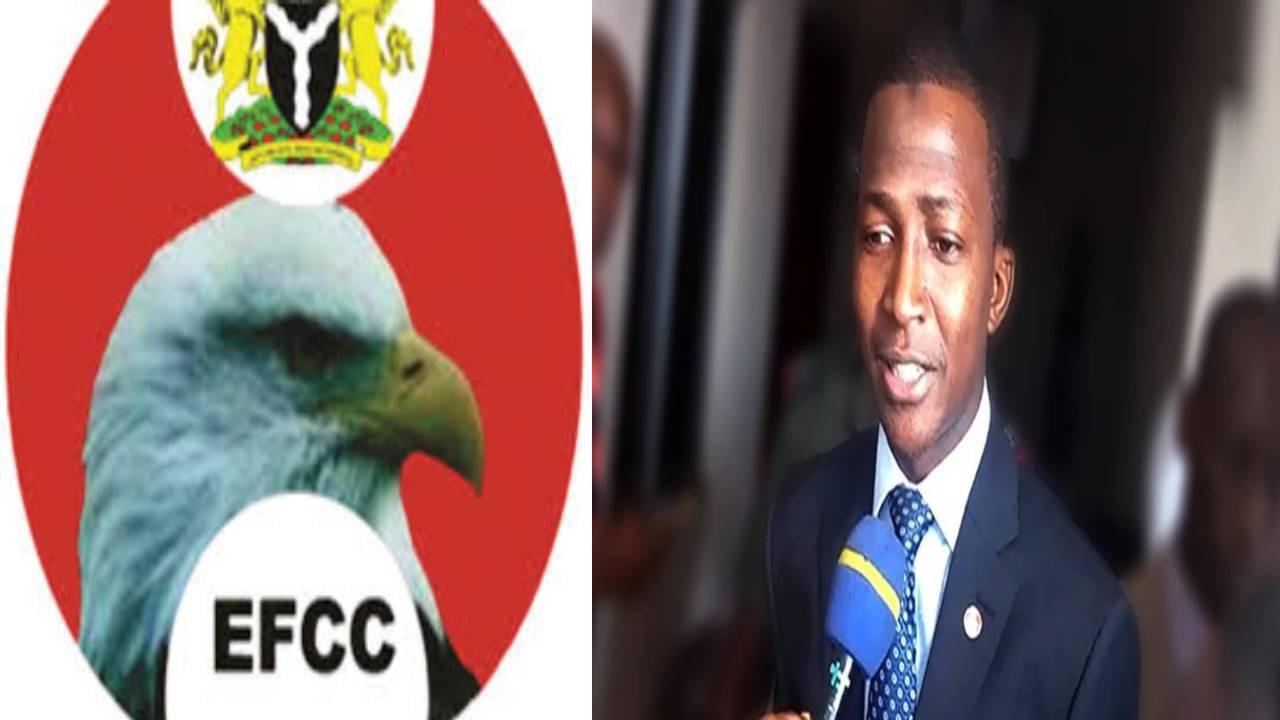 President Buhari Names Abdulrasheed Bawa as EFCC Chair, Seeks Senate  Confirmation - ENUGU REPORTERS